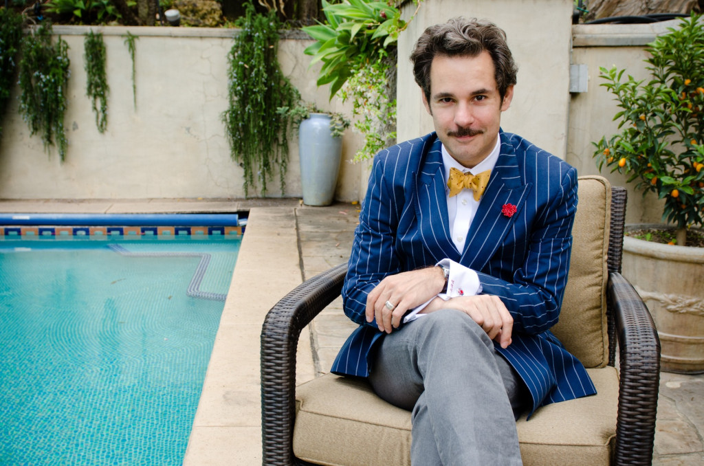 Paul F Tompkins. Photo Lisa Whiteman