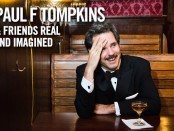 Paul F Tompkins from Just For Laughs.