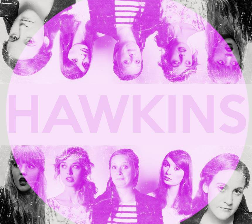 Hawkins, Montreal Improv guests from Toronto