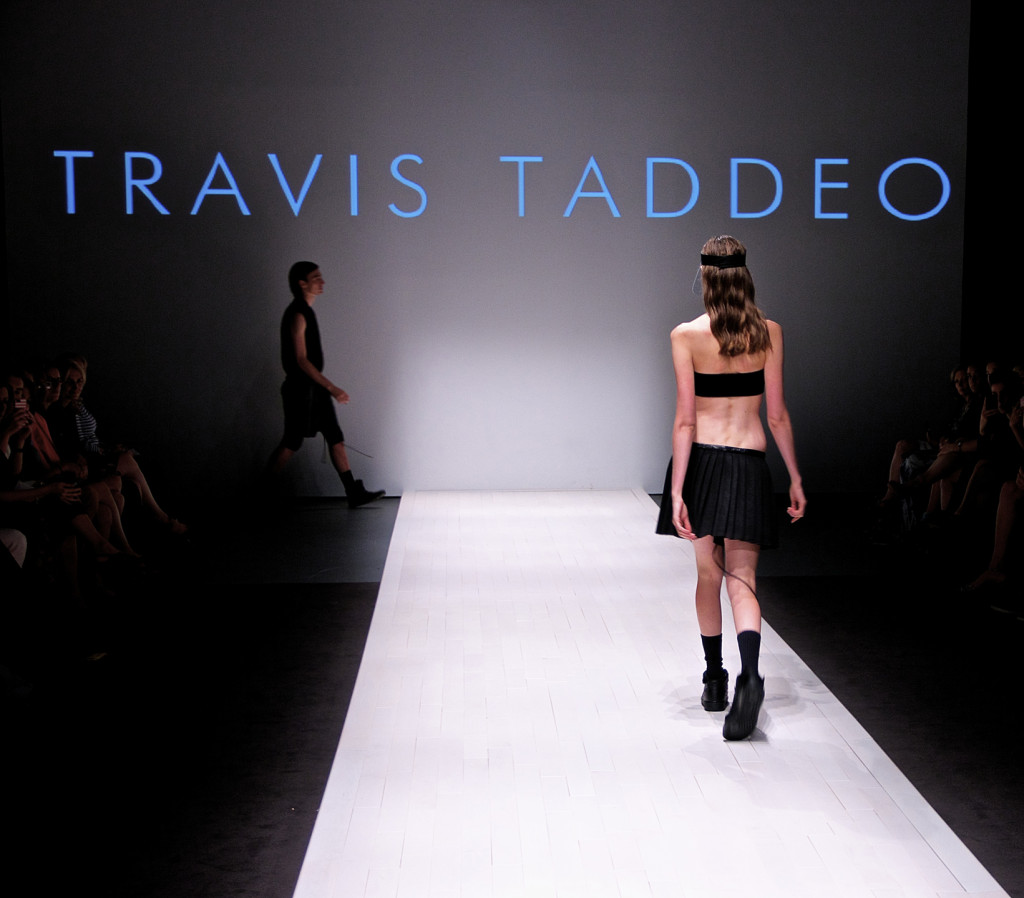 Travis Taddeo. Spring Summer 2015 collection. PHoto Michael Bakouch.