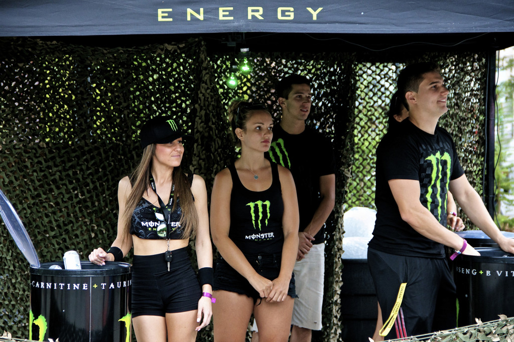 Monster Energy Promo. PHoto Michael Bakouch.