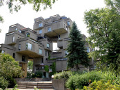 Habitat 67. Photo by Annie Shreeve