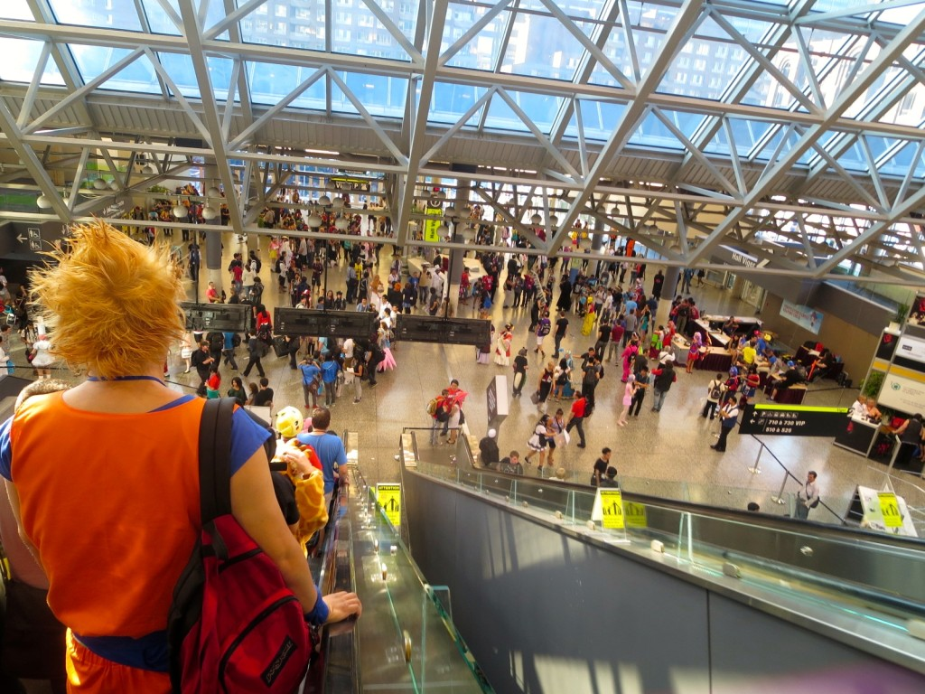 Otakuthon. Photo Rachel Levine