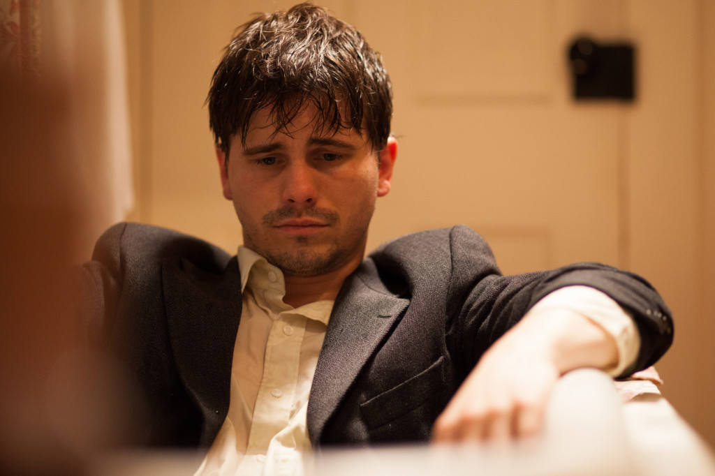 Jason Ritter in ABOUT ALEX, a levelFILM release. Photo courtesy of levelFILM.