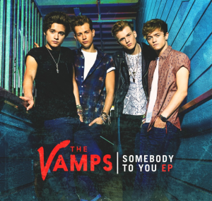 The Vamps. Somebody to you