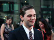 Xavier Dolan at Mommy premiere. Photo Lili Hudecova.