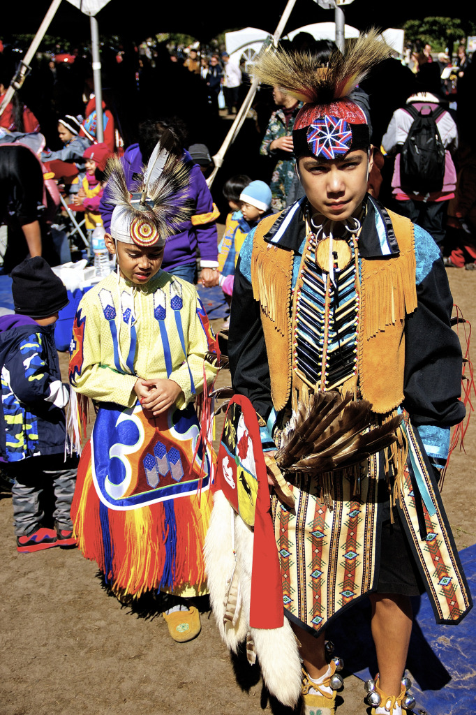 McGill Pow Wow. PHoto Michael Backouch.
