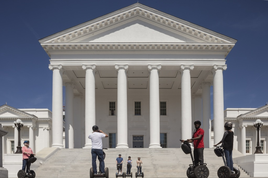 Thomas Jefferson, Virginia State Capitol, Richmond, Virginia, United States, 2014. Photo by Filippo Romano