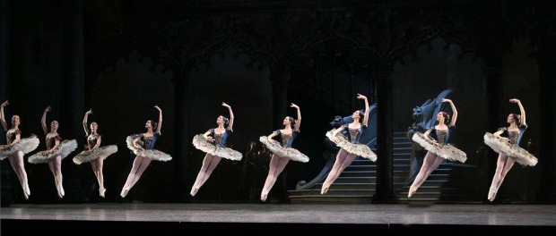 Paquita. Opera de Paris. Photo Francette-Levieux