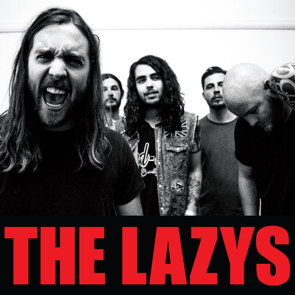 The Lazys Album Art