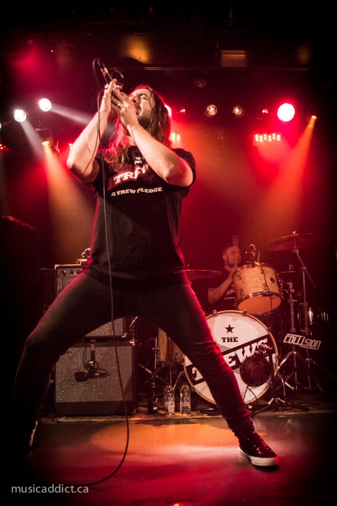 The Lazys October 16th 2014 Photo by Jean-Frederic Vachon