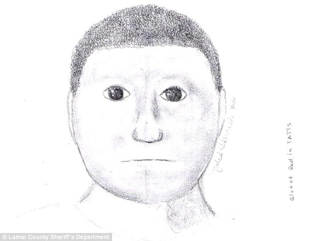 police sketch fail from lamar county Paris