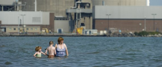 Pickering Nuclear Power Plant (CP)