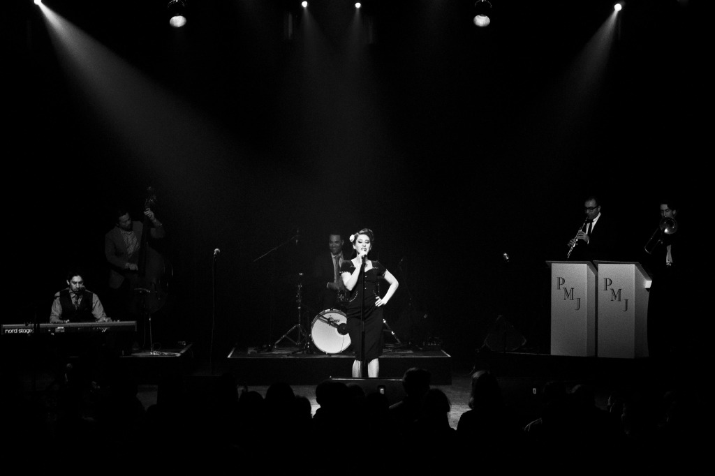 Postmodern Jukebox. Corona Theatre. Photo Marcia Lafortune.