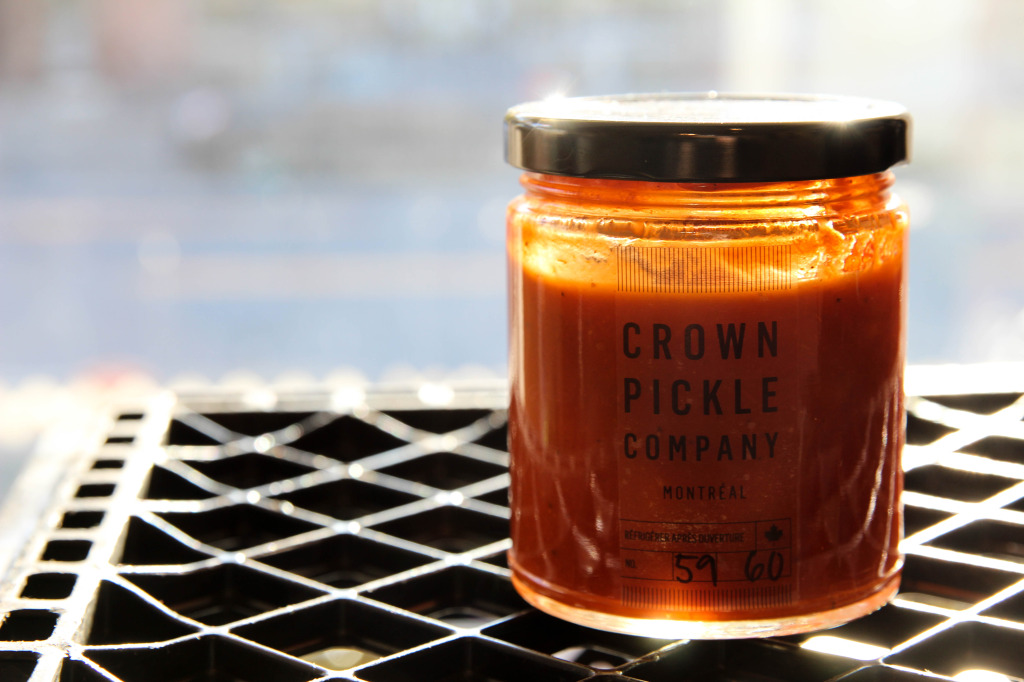 Crown Pickle Company. L'Espace Pop. Photo Magali Crevier.