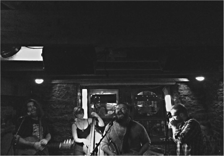 Crooked Brothers 4. Photo Zoe Schultz