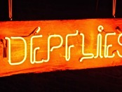 DéPFLIES Party. Theatre St. Catherine. Photo Claudel Lachapelle.