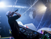 Dillon Francis at New City Gas. Photos Courtesy of Prodkt