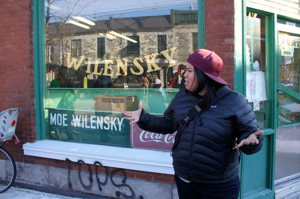 Wilensky's. Photo by Annie Shreeve