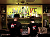 Imadake Bar. Photo Michael Bakouch.