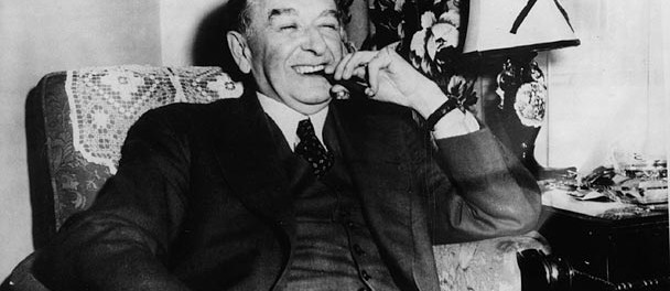 Maurice Duplessis, circa 1930. Credit: Library and Archives Canada / C-031052