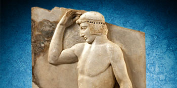 Greek crowning himself. The Greeks from Agamemnon to Alexander the Great