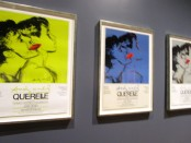 Andy Warhol Mania. Museum of Fine Arts. Montreal. Photo Rachel Levine