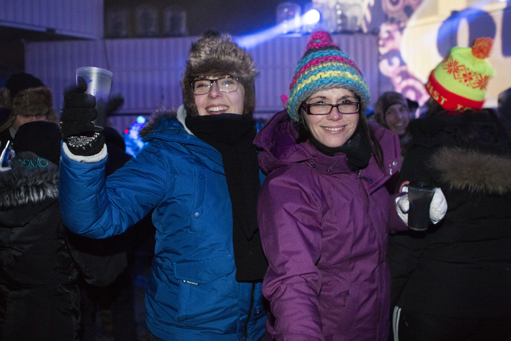 Igloofest January 17 2015. Photo Fernando Landin