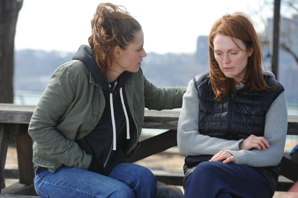 still alice julianne moore and kristen stewart