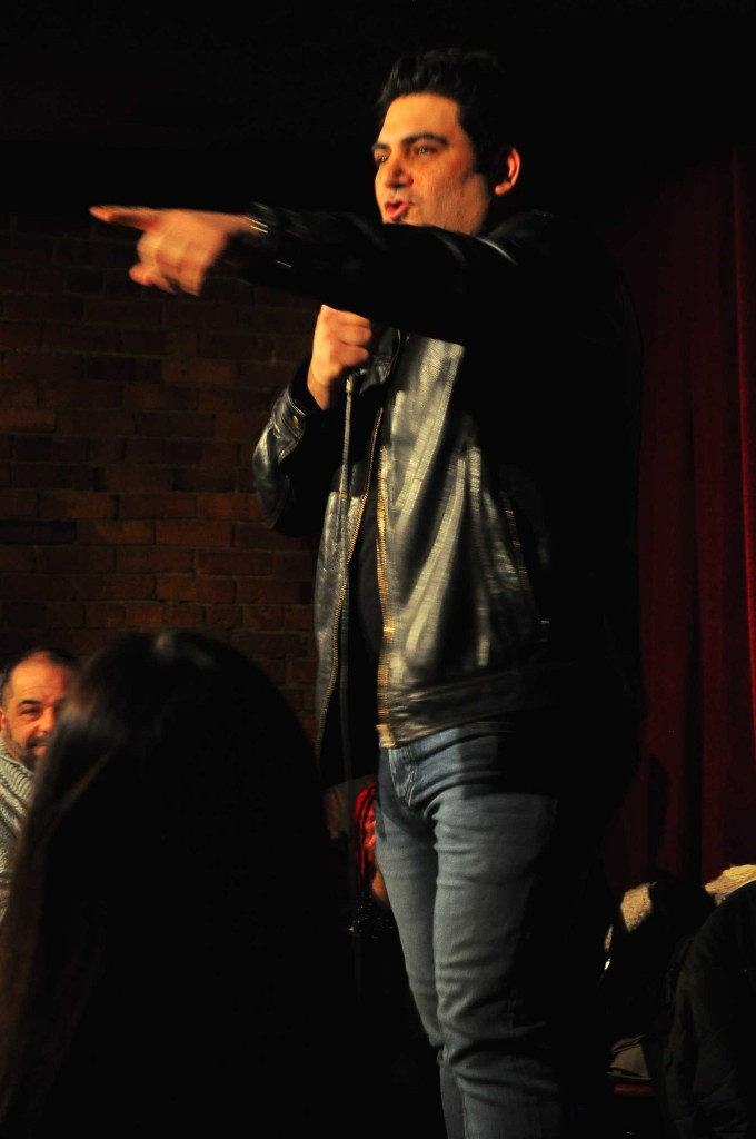 COMEDYWORKS Grand Reopening feb 5 2015 photo by Sebastian Mora