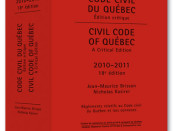 code civil du quebec