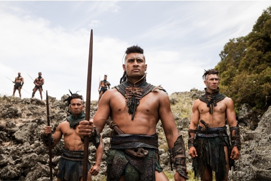 "Still from ""The Dead Lands""."