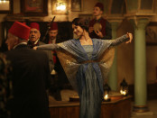 Olga Kurylenko (Ayshe) in The Water Diviner