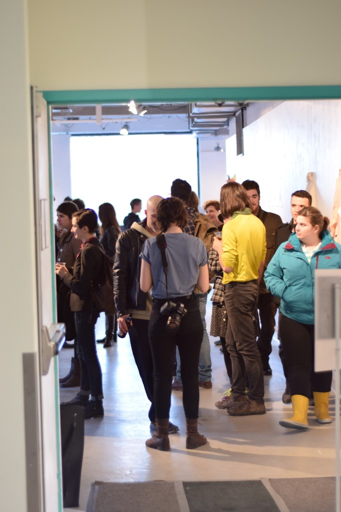 Worn Vernissage 2015. Photo Minh Ho.