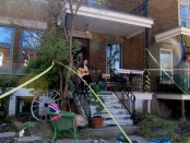 Emma June. NDG Porch Fest. Photo Evelyn Richardson-Haughey