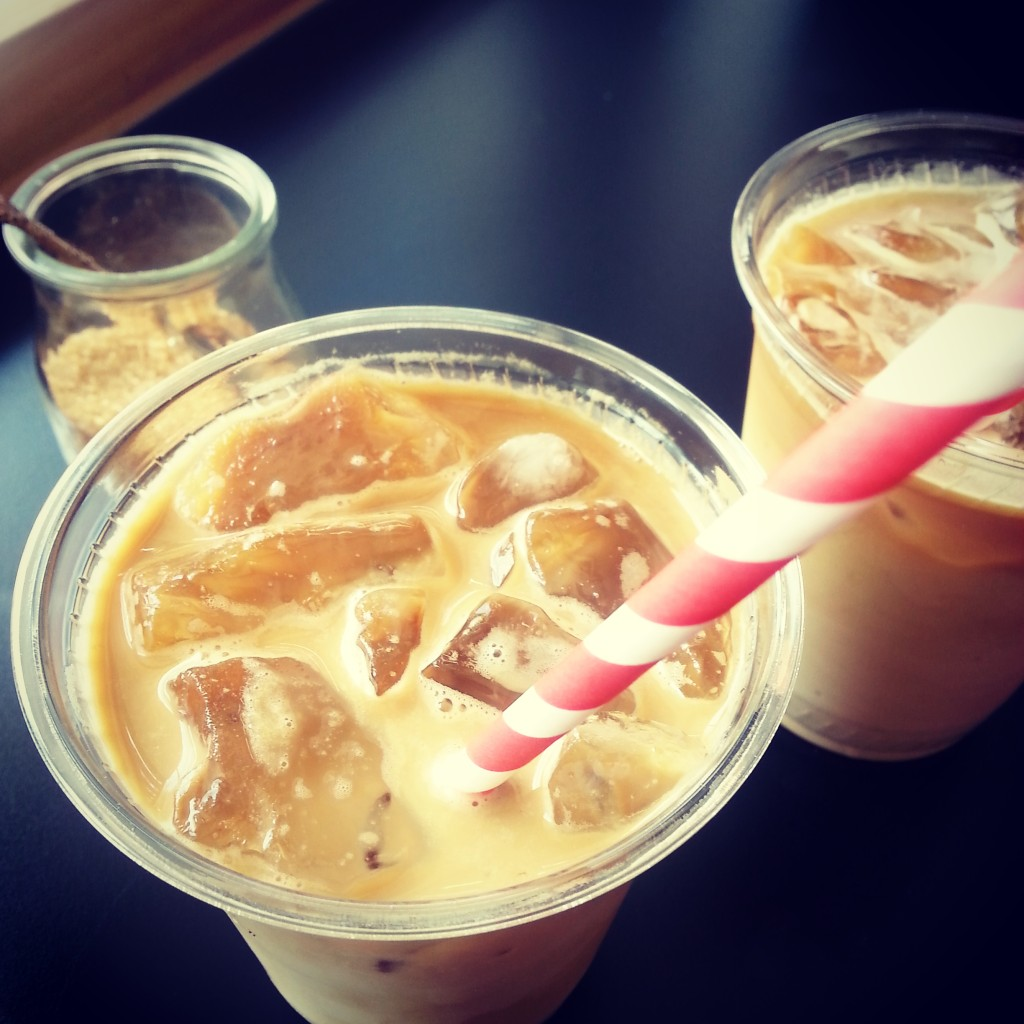 Iced Coffee. Photo Cafe Melbourne.
