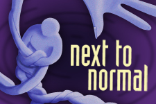 Next to Normal poster by Dale Coulombe