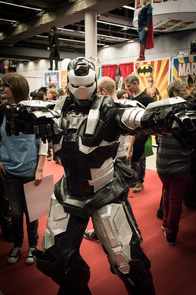 Montreal Comiccon 2014 (photo by Jean-Frederic Vachon)