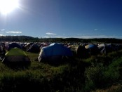 A Plethora of Camping Tents