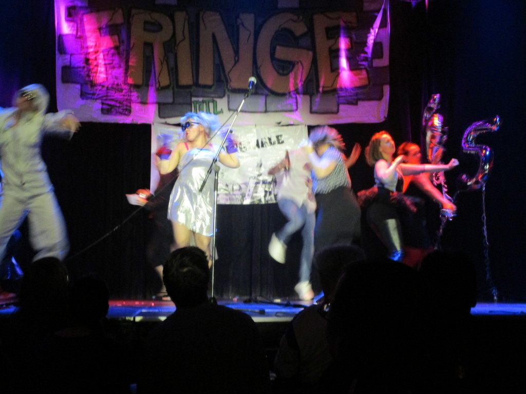 Silver Gala. Fringe For All 2015. Photo Rachel Levine