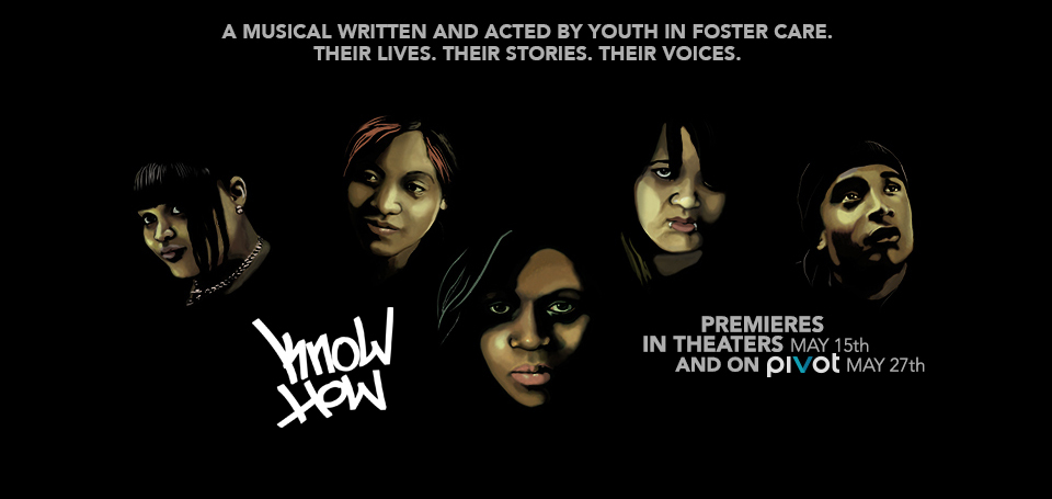 Know How: Five Young Survivors Make a film