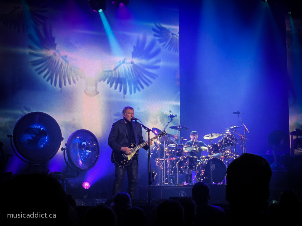 Rush (June 21st 2015) - Photo by Jean-Frédéric Vachon