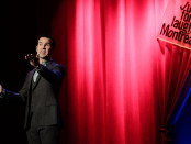 Jimmy Carr, The Nasty Show, Just For Laughs, Photo: Matthew Cope