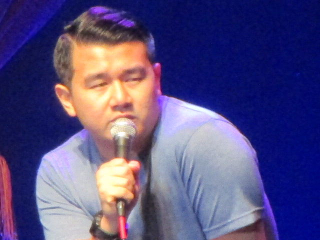 Ronny Chieng. Just for Laughs Ethnic Show. Photo Rachel Levine
