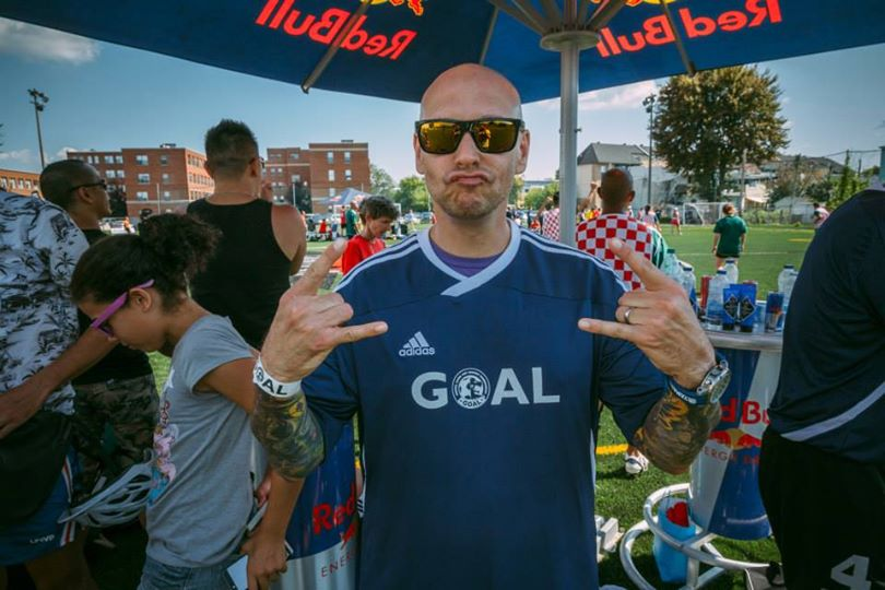 Jason Rockman (CHOM) will be back at GOALMTL this year. Photo courtesy of GOALMTL