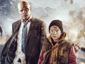 Samuel L. Jackson and Omni Tommila in Big Game. 2015