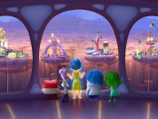 "Still from Disney/Pixar's film ""Inside Out"". Photo credit: Disney."