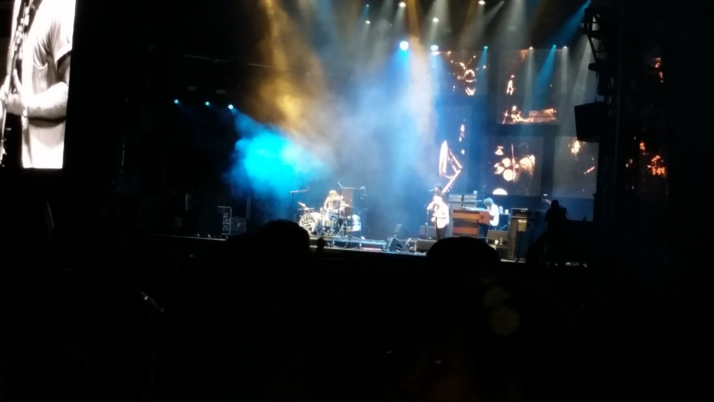 The Black Keys. Osheaga 2015. Photo Bélinda Bélice