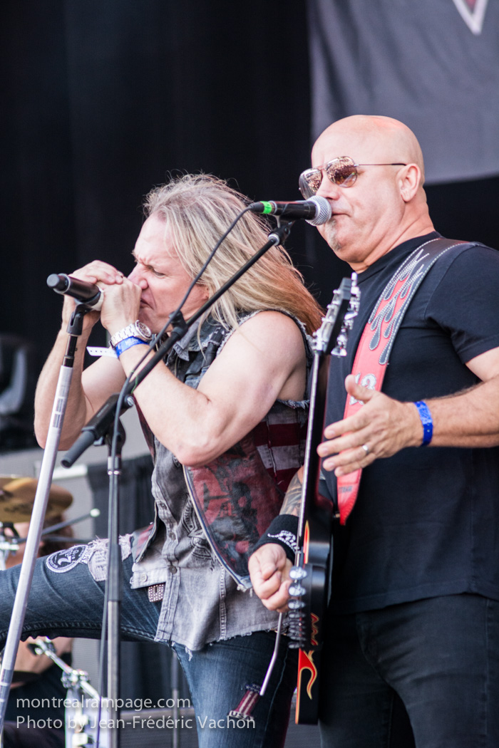 Heavy Montreal - Warrant - August 09 2015