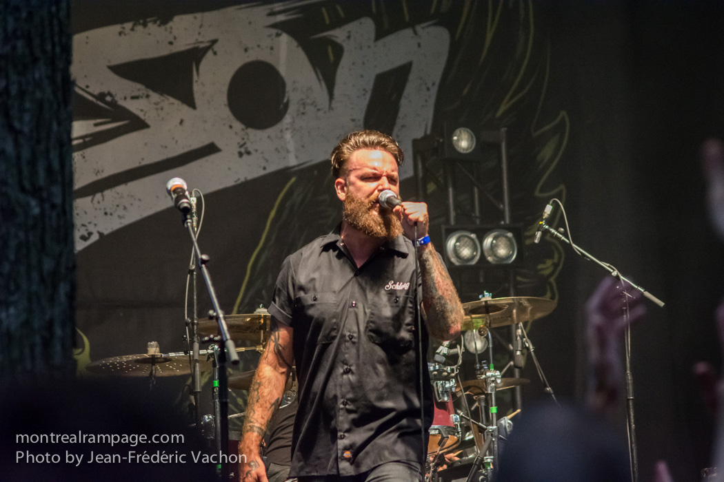 Heavy Montreal - Wilson - August 09 2015